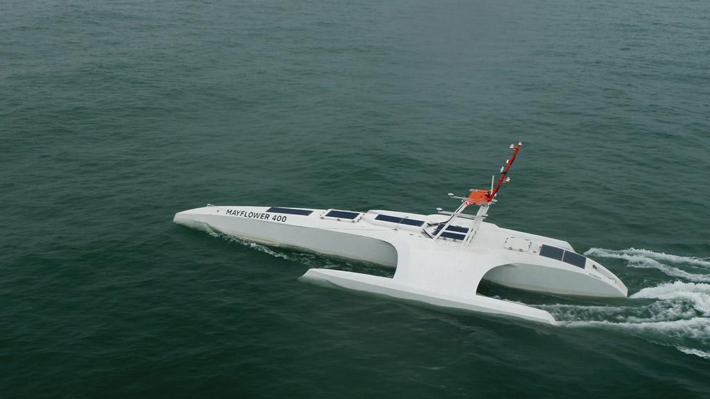 Mayflower Autonomous Vessel